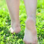 Постер, плакат: Beautiful feet