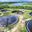 Wastewater treatment — Stock Photo #31207491