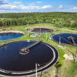 Sewage treatment — Stock Photo #31207511