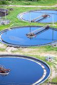 Sedimentering tankar — Stockfoto