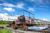 Aguas residuales — Foto de Stock