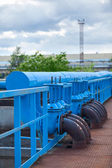 Industrial plant — Stock Photo