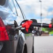 Refueling vehicle — Stock Photo