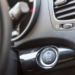 Stock Photo: Car interior,
