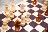 Chess game — Стоковое фото