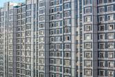 Apartment building — Стоковое фото
