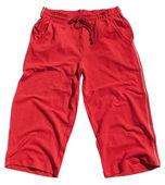 Shorts isolés sur fond blanc — Photo