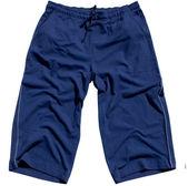 Shorts isolated on white background — Stock Photo