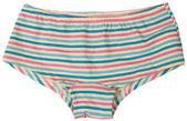 Cotton panties isolated on white background — Stockfoto