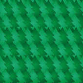 Seamless pattern with fir-tree. Vector — Stock vektor