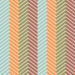 Chevrons seamless pattern background. Vector — Stock Vector