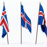 Flag of Iceland — Stock Photo #2261258