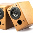 Stock Photo: Audio speaker