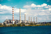 Pianta metallurgica — Foto Stock