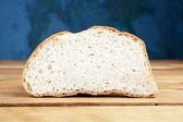 Slice of bread — Stock Photo