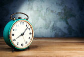 Retro alarm clock — Stockfoto