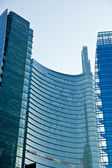 Skyscraper in Milan — Stock Photo
