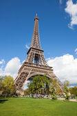 パリをエッフェル塔します。 — ストック写真