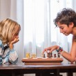 Children Playing Chess — Stock Photo #13822620