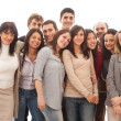 Large Group of , Big Family — Stock Photo #13856011