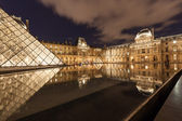 Museu do louvre — Foto Stock