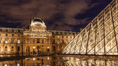 Musee du Louvre — Stock Photo