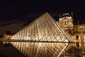 Louvre du musee — Foto Stock