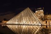 博物馆卢浮宫 — 图库照片