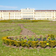 Schonbrunn Palace in Wien - Stock Photo