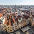Royalty-Free Stock Photo: Panoramic View of Prague from Town Hall Tower