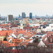 Panoramic View of Bratislava — Stock Photo #23901293