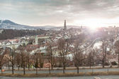 Bern at Sunset, HDR — Stock Photo