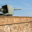 Stock Photo: Montjuic Stronghold in Barcelona