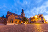 Rigas Doms, Cathedral of Riga City — Stock Photo