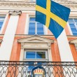 Swedish Embassy in Tallinn — Stock Photo