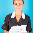 Housemaid Portrait — Stock Photo #27667521