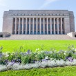 Finnish Parliament House in Helsinki — Stock Photo #29902919