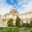 Saint Paul's Cathedral in London — Stock Photo