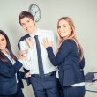 Business Team at Office — Stock Photo #36677139