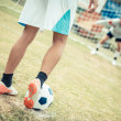 Soccer Penalty Kick — Foto de stock #37310891