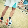Soccer Penalty Kick — Stock fotografie #37310891