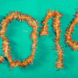 New Year 2014 Decoration — Foto Stock