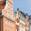 Stock Photo: Typical Houses in Riga, Latvia