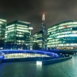 Modern Buildings and The Shard in London — Stock Photo #38569491