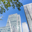 Canary Wharf, Financial District in London — Stock Photo #38569961