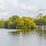 St. James Park in London — Stock Photo