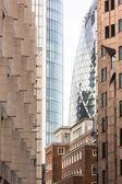 Modern Buildings in London — Stock Photo