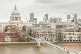 Catedral de Saint Paul em Londres — Fotografia Stock