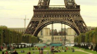 Eiffel Tower — Stock Video