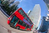 Double-Decker Bus — Stock Photo
